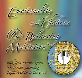 Emotionality in the Chakras CD